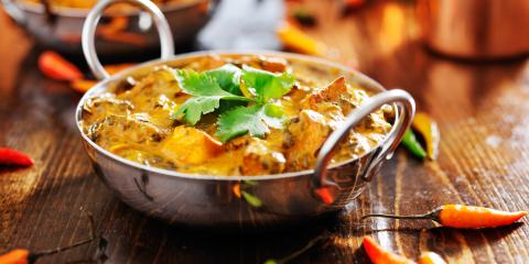 The History of Curry, Brighton, New York