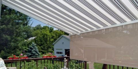 5 Signs It's Time for New Awnings , East Rochester, New York