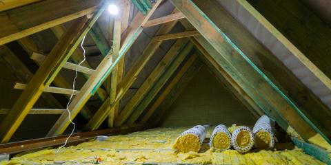 4 Tips for Spotting a Roof Leak in Your Home, ,