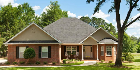 Top 3 Benefits of Pitched Roofs, Fairport, New York