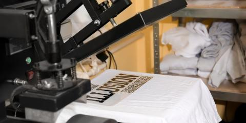 The Top 5 Benefits of Screen Printing, Greece, New York