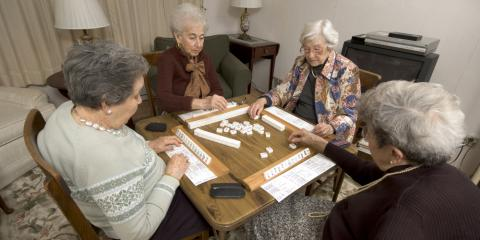 Why It's Important to Socialize in a Senior Living Community, Greece, New York