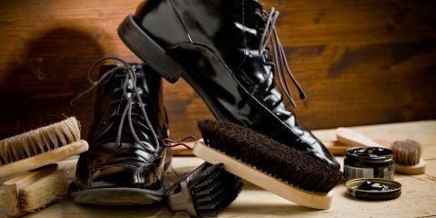 How to Polish Your Shoes the Right Way, Brighton, New York