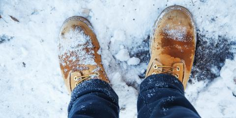 5 Common Shoe Issues That Occur in Winter, Brighton, New York