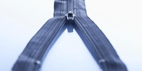 Zipper Repair: 3 Steps to Fixing a Separated Zipper, Brighton, New York