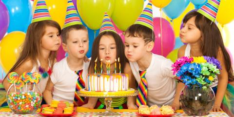 5 Reasons to Have a Gymnastics Birthday Party, Greece, New York