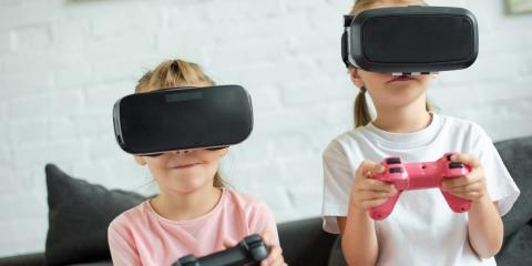How Virtual Reality Is Changing the Gaming World, Greece, New York