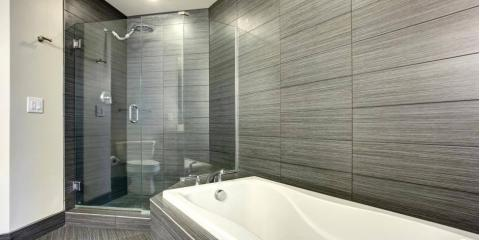 6 Types of Shower Glass Doors to Consider for Your Bathroom, Rochester, New York