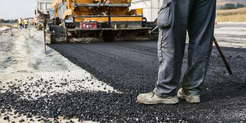 3 Benefits of Asphalt Paving, Rochester, New York