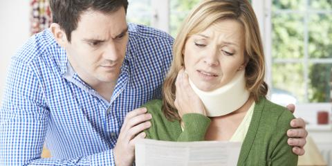 4 Injuries Common in Auto Accidents, Rochester, New York