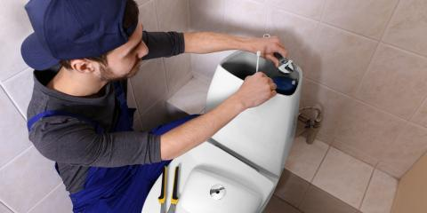 Rochester Plumber Explains How to Tell if You Need Toilet Repair or Replacement , Gates, New York