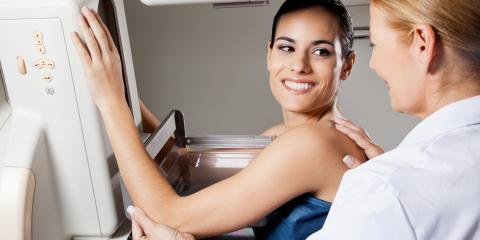 Why Annual Mammograms Matter, Ogden, New York