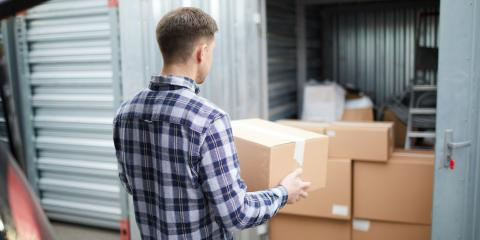 4 FAQ About Placing Items in Storage Units, Rochester, New York