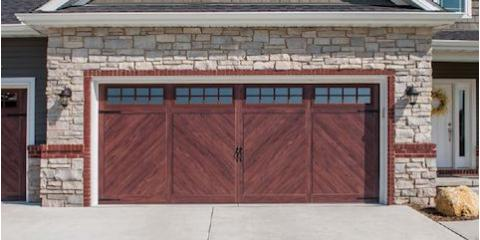 4 Sensational Residential Garage Doors Now Available in Rochester, Rochester, New York