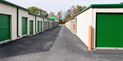 What to Look for in Secure Self-Storage Units, Rochester, New York