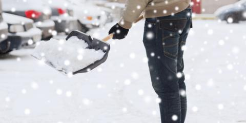 A Hardware Store Explains Why the Design of a Snow Shovel Is Important , Irondequoit, New York