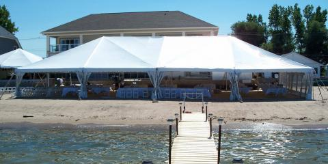 Event Rental for a Last Minute Class of 2016 Graduation Party, Rochester, New York