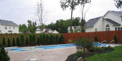Beat the heat with inground pool installation from monroe for Pool design rochester ny