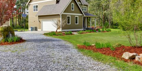 What Is the Difference Between Crushed Stone & Gravel Driveway?, Penfield, New York