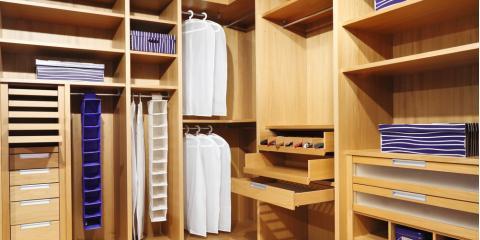Closet Organizers Share 7 Steps to a Clutter-Free Closet, Rochester, New York