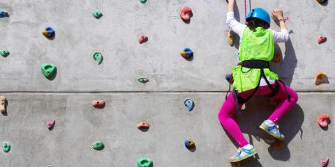 How to Plan a Gymnastics, Rock Climbing, or Ninja-Themed Birthday Party, Hawthorne, New Jersey