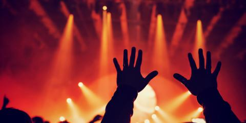 5 Tips to Improve the Photos of Your Next Concert - Rock
