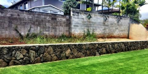 3 Cosmetic Benefits of Rock Walls From Honolulu's Masonry Experts, Honolulu, Hawaii