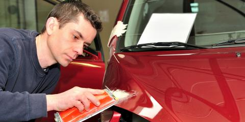 4 Steps to Take Following Car Hail Damage, Greenfield, Minnesota