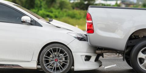 5 Problems That Might Be Lurking After a Fender Bender, Greenfield, Minnesota