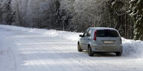 A Guide to Safe Winter Driving, Greenfield, Minnesota