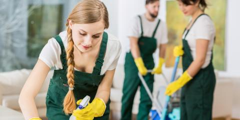 4 Reasons to Hire Professionals for Move-Out Cleaning, Gaithersburg, Maryland