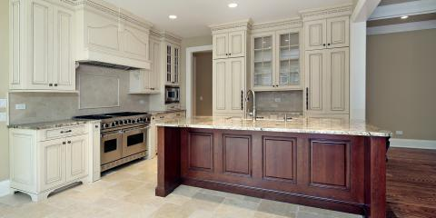 Your Guide for Successfully Mixing & Matching Granite Countertop ...