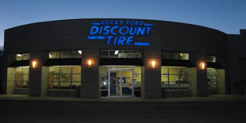 Rocky Ford Discount Tire, Tires, Services, Rocky Ford, Colorado