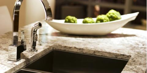 Countertop Installation: Choosing Between a Silgranit® & Stainless Steel Sink, Webster, New York