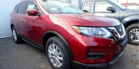 Car Dealership Lists Features Of The New Nissan® Rogue, Vineland, New Jersey