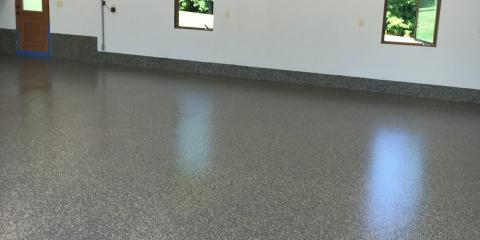 why epoxy flooring is a leading interior design trend for 2017