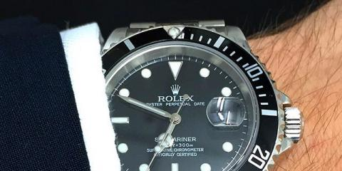 How To Spot A Fake Rolex, Bridgewater, New Jersey