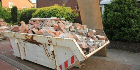 5 Advantages of Roll-Off Dumpsters & Pickup Service, Batavia, Ohio