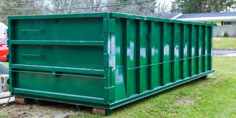 Does Your Business Need a Front End or Roll Off Dumpster?, Honolulu, Hawaii