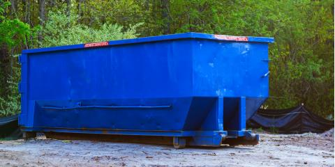 Do's & Don'ts of Roll-Off Dumpster Rental, Franklin, Connecticut