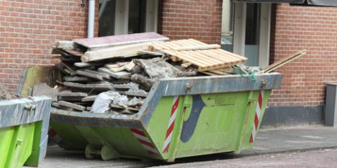 5 Items to Avoid Putting in a Roll-Off Dumpster, Wisconsin Rapids, Wisconsin