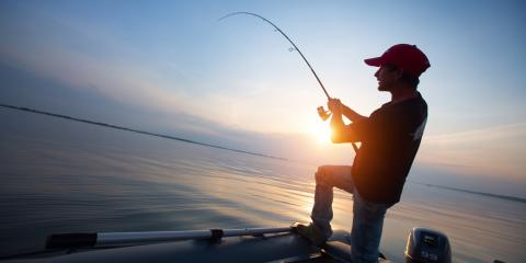 5 Unexpected Ways Fishing Can Improve Your Health, Nekoosa, Wisconsin