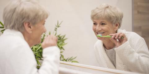 3 Dental Hygiene Tips for Seniors, Oconto Falls, Wisconsin
