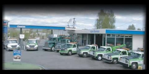 Ron's Service & Towing, Towing, Services, Fairbanks, Alaska