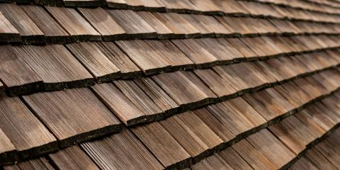 3 Tips for Maintaining Wood Roof Shingles, Anchorage, Alaska