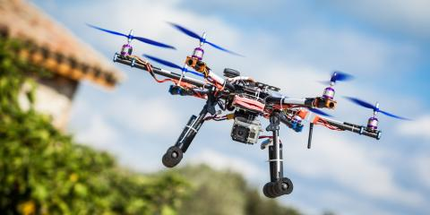 3 Benefits of Using a Drone for Roof Inspections, Wolcott, Connecticut