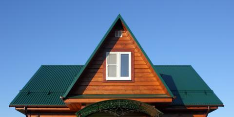 A Guide to the Anatomy of a Roof, Lakeville, Minnesota