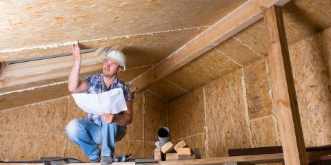 How to Inspect Your Attic for a Roof Leak, Yellow Springs, Ohio