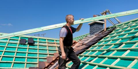 3 Steps for Securing an Active Roof Leak, Kingman, Arizona