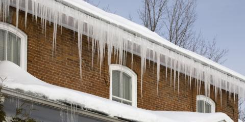 What Are Ice Dams & How Can Roof Raking Prevent Them?, Vernon Center, New Jersey